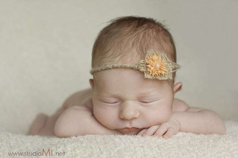 Studio M1 | fotografia noworodkowa