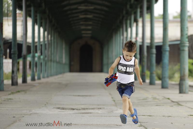 Studio M1 | fotografia dziecięca plener miejski