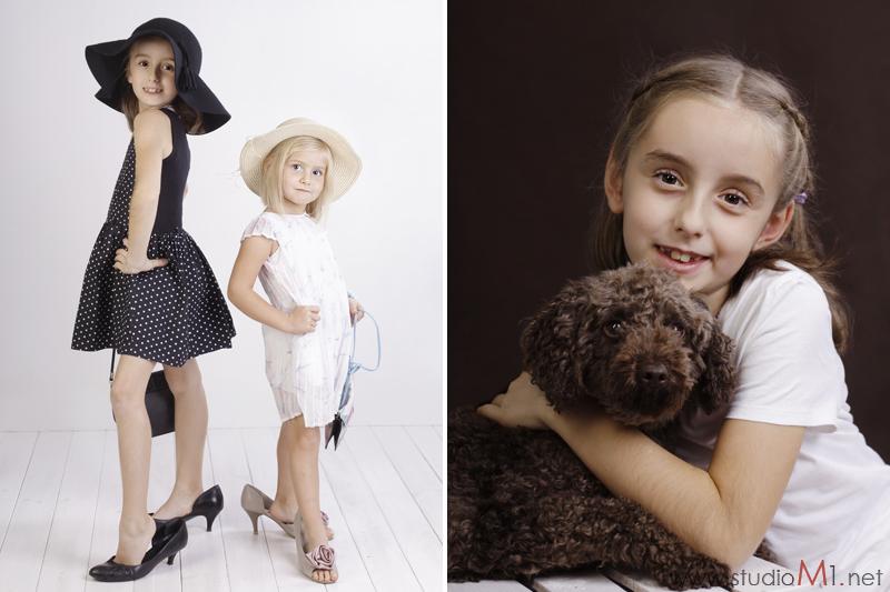 Studio M1 | sesja zdjęciowa dzieci Wrocław