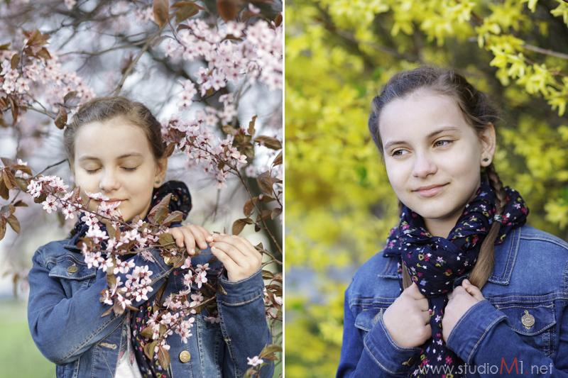 Studio M1 | sesja zdjęciowa nastolatki Wrocław