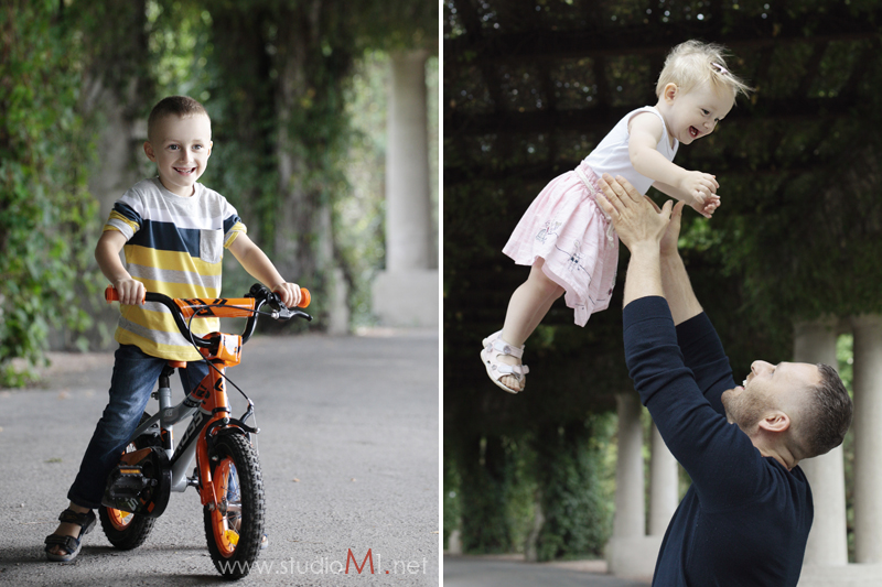 Studio M1 | sesja zdjęciowa dzieci w plenerze Wrocław