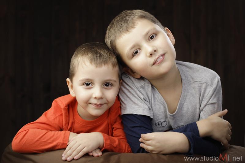 Studio M1 | sesja zdjęciowa dzieci w studio M1 Wrocław