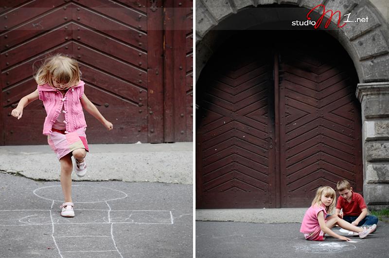 Studio M1: fotografia dzieci plener Kraków