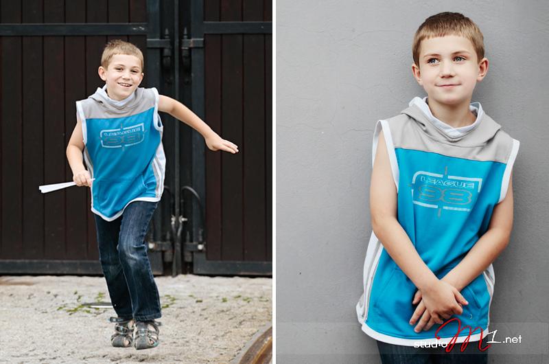 Studio M1: zdjęcia dzieci plener
