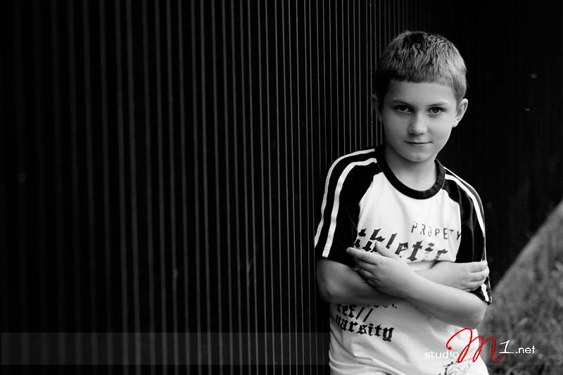 Studio M1: fotografia dzieci plenerowo