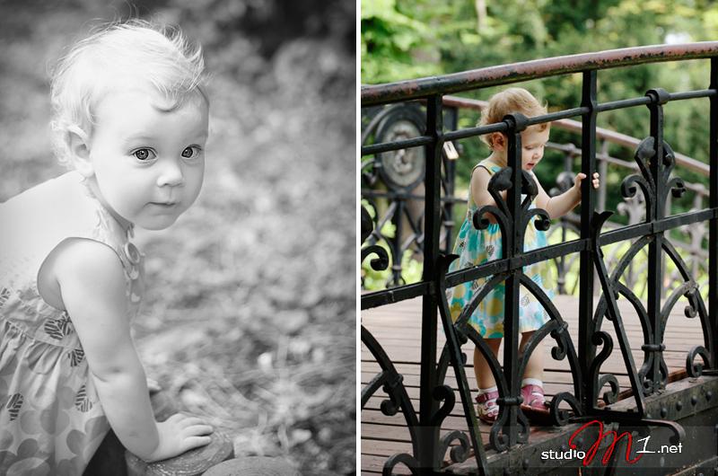 Studio M1: fotografia dzieci w plenerze