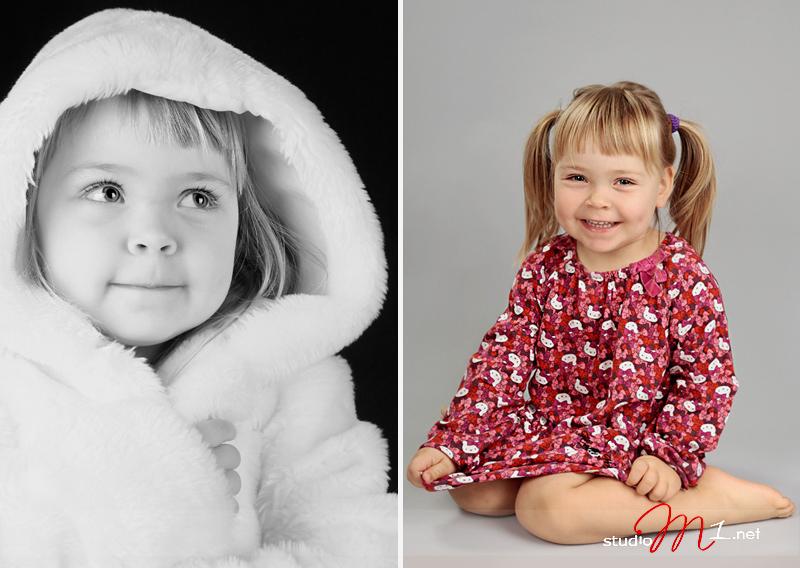 Studio M1; fotografia dziecięca