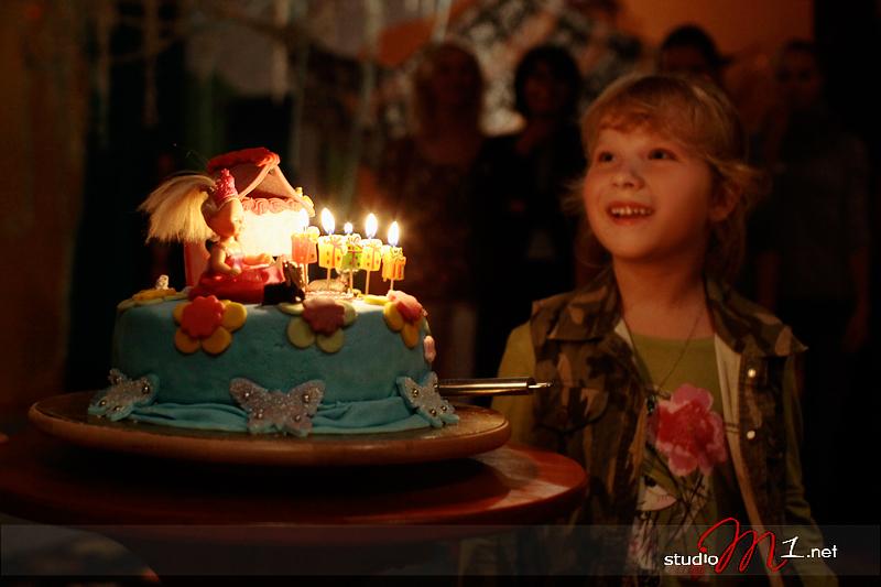Studio M1; reportaż na urodzinach dziecka