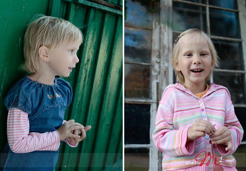 Studio M1; sesje zdjęciowe dzieci