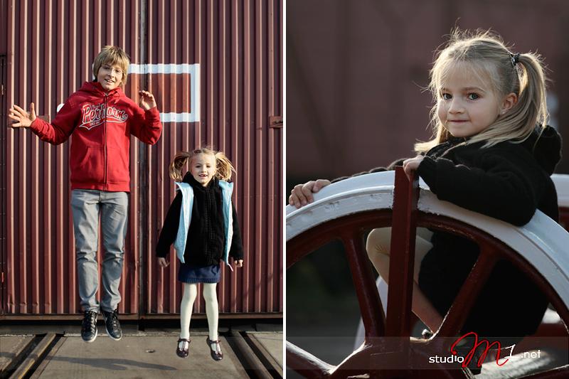 Studio M1; zdjęcia dzieci Wrocław