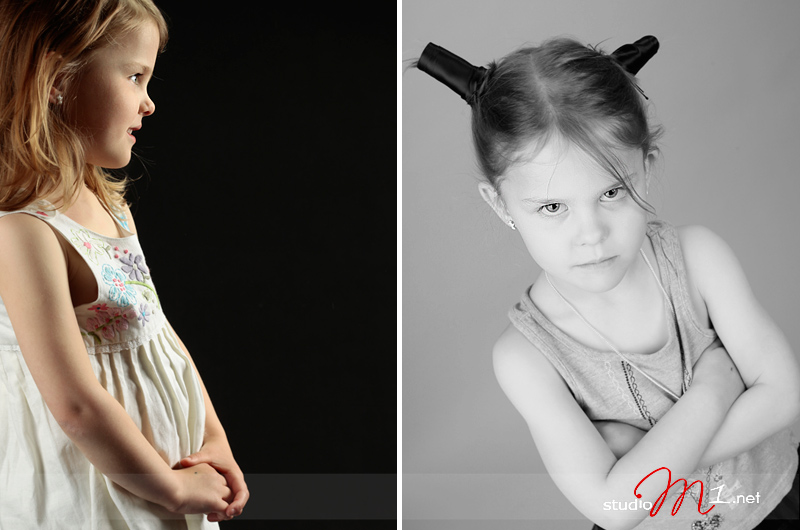 Studio M1; fotografia dzieci